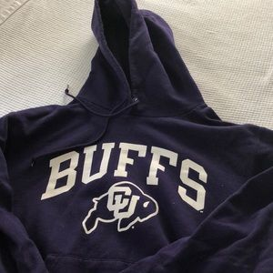 Champion Other - University of Colorado Hoodie